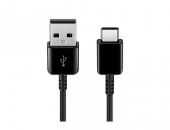 USB to USB-C Cable 1.5m Black x2