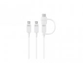 Samsung EP-MN930 USB-kabel 1,33 m USB A Wit